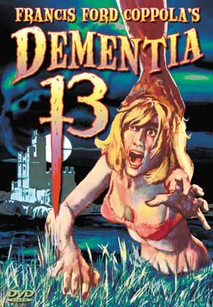 Dementia 13 Dvd cover