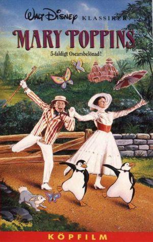 Mary Poppins 509x800