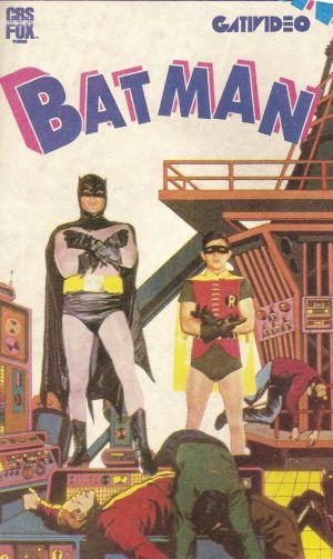 Batman: The Movie 865x1450