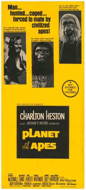 Planet of the Apes 503x1100