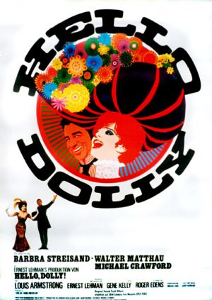 Hello, Dolly! 497x700