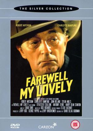 Farewell, My Lovely Dvd cover