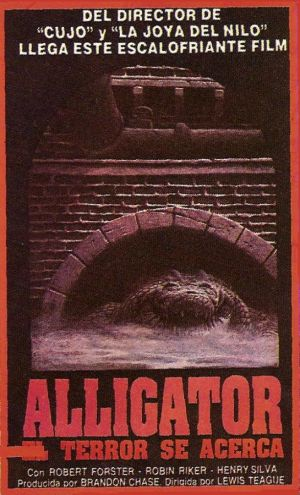 Alligator 545x900