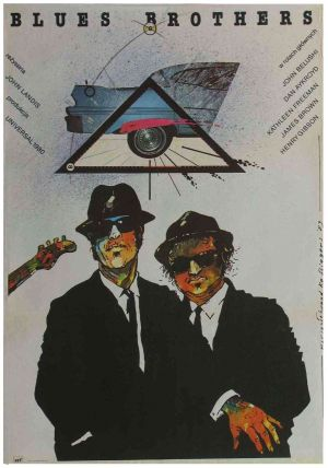 The Blues Brothers 1326x1893