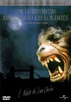 Un hombre lobo americano en Londres 700x1000