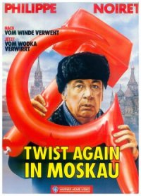 Twist again à Moscou poster