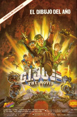 G.I. Joe: The Movie 1329x2000