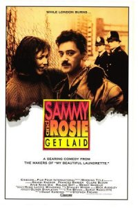 Sammy and Rosie Get Laid poster