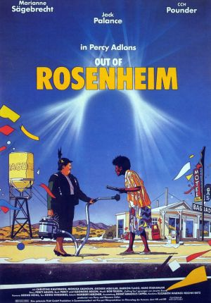 Out of Rosenheim Poster