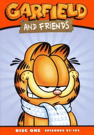 Garfield and Friends 2995x4301