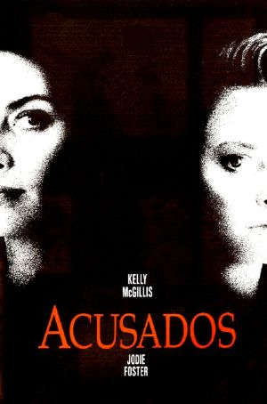 The Accused Vhs cover