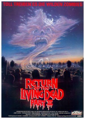Return of the Living Dead: Part II 1248x1740