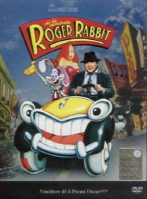 Who Framed Roger Rabbit 588x794