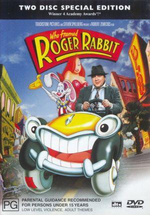 Who Framed Roger Rabbit 697x1000