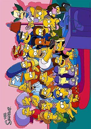 Die Simpsons 1679x2362