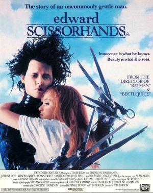 Edward Scissorhands 800x1008