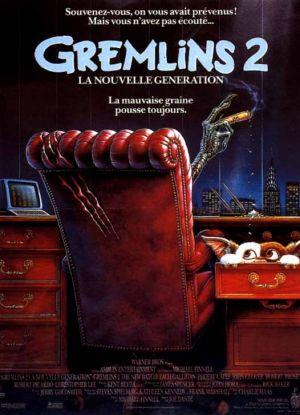 Gremlins 2: The New Batch 526x727