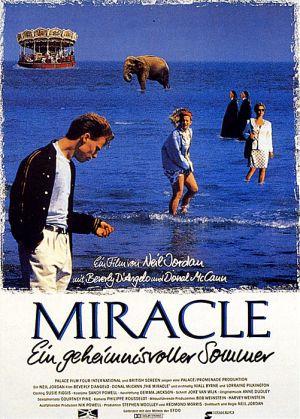 Miracle - Ein geheimnisvoller Sommer 501x700