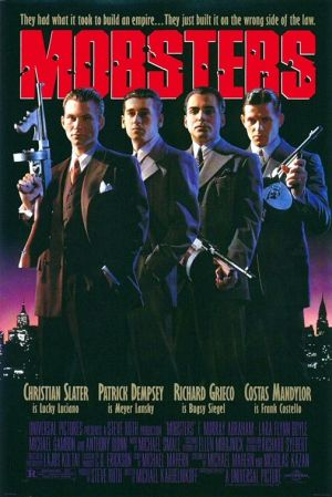 Mobsters Poster