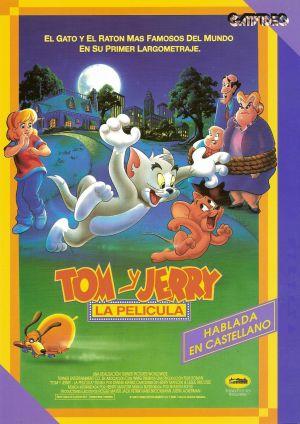 Tom und Jerry: Der Film 1523x2150