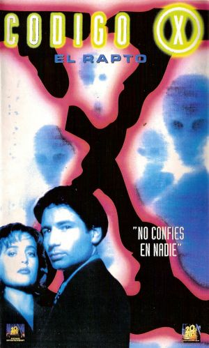 The X Files 899x1495