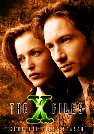 The X Files 1524x2175