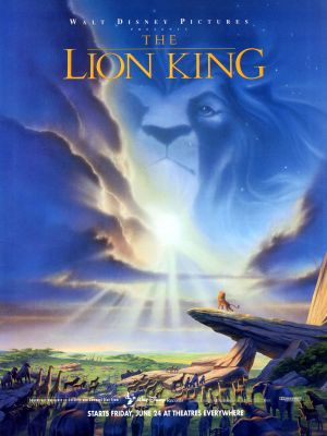 The Lion King 2439x3249