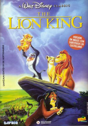 The Lion King 1399x2000