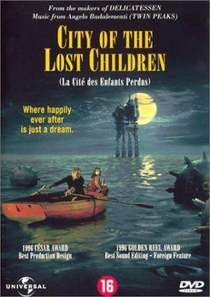 Die Stadt der verlorenen Kinder 336x475