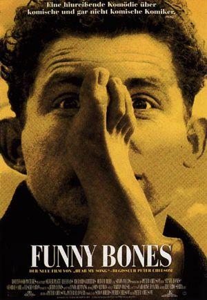 Funny Bones - Tödliche Scherze 524x758
