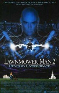 Der Rasenmähermann 2 - Beyond Cyberspace poster