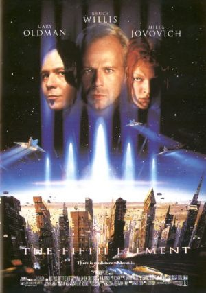 The Fifth Element 350x498