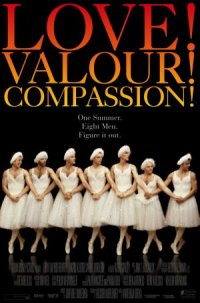 Love! Valour! Compassion! poster