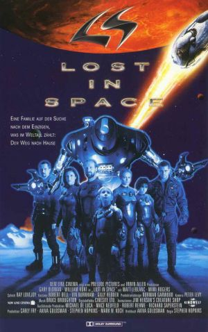 Lost in Space 704x1122