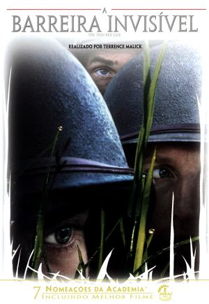 The Thin Red Line Cover