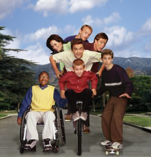 Malcolm in the Middle 3525x3670