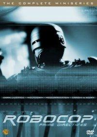 Robocop 4 poster