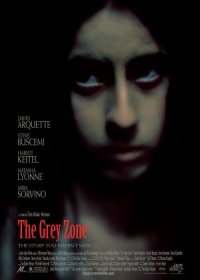 La zona grigia poster