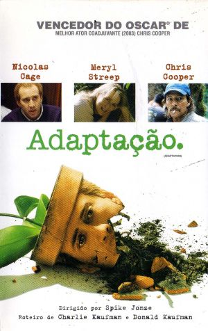 Adaptation. Cover