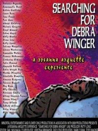 Searching for Debra Winger poster