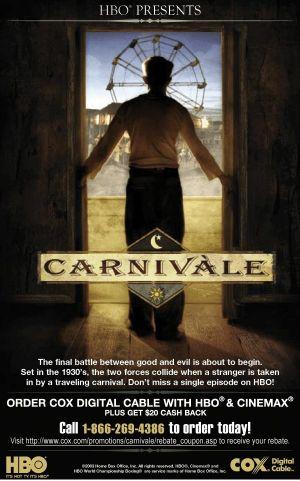 Carnivàle 600x962