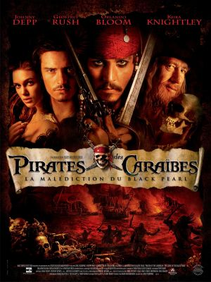 Pirates of the Caribbean: The Curse of the Black Pearl 1500x1999