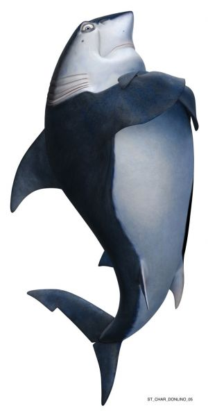 Shark Tale 702x1400