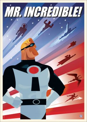 The Incredibles 2253x3150