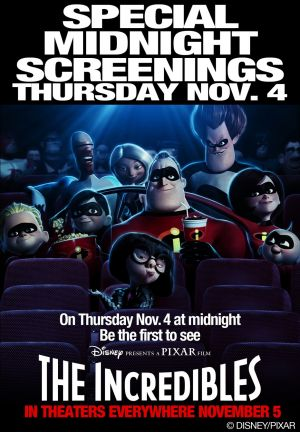 The Incredibles 931x1341