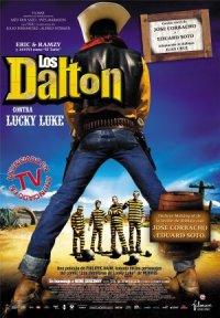 Les Dalton poster