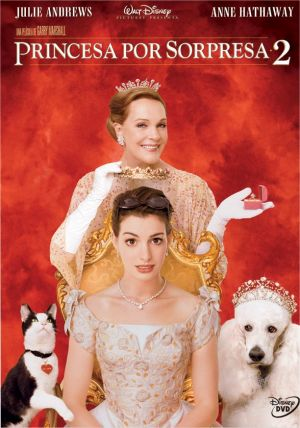 The Princess Diaries 2: Royal Engagement 612x873