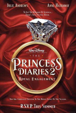 The Princess Diaries 2: Royal Engagement 2026x3001