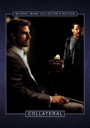 Collateral Dvd cover