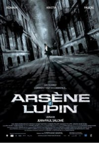 Arsène Lupin poster